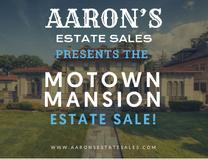 We are excited to have Aaron's Estate Sales as our Partner for our Estate Sale Extravaganza!